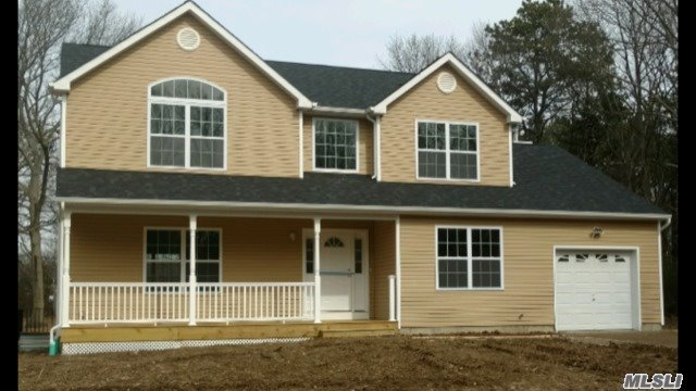 Photo of home for sale at Lot 1 State St, Lake Grove NY