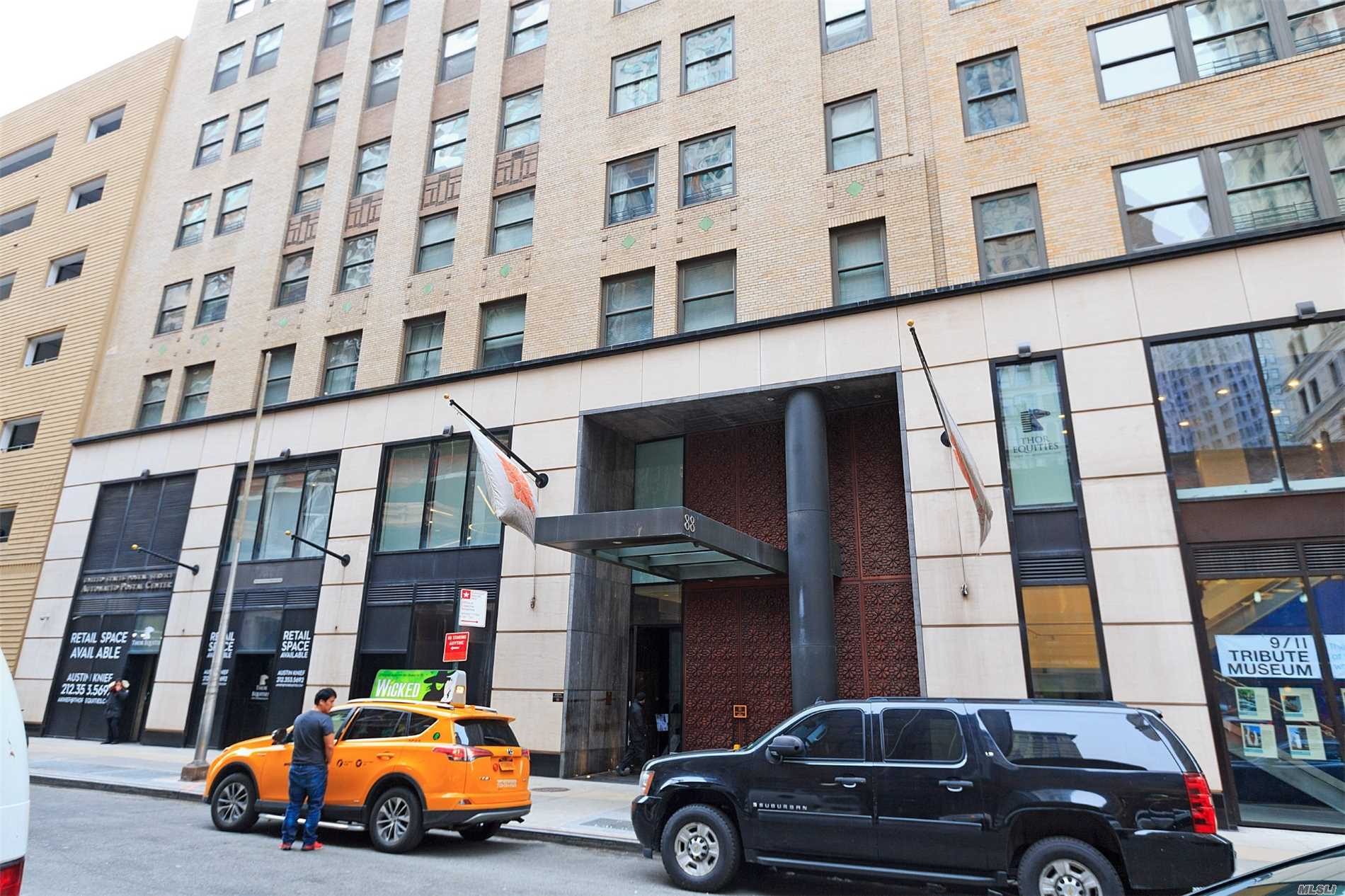 Photo of home for sale at 88 Greenwich St, New York NY