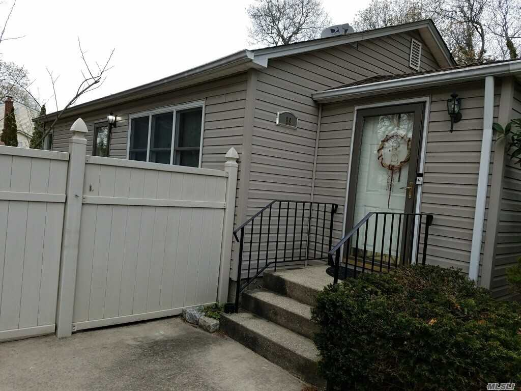 Photo of home for sale at 89 Mastic Blvd, Mastic NY