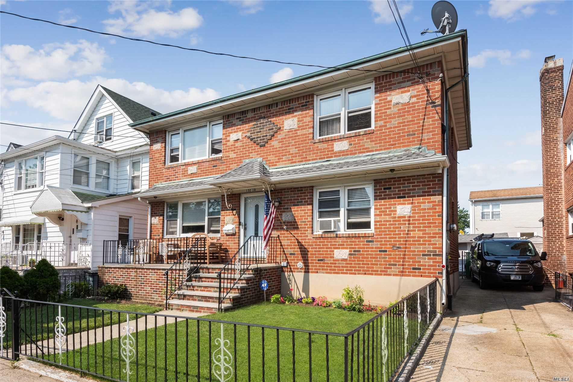 Property for sale at 132-10 87th Street, Ozone Park,  New York 11417