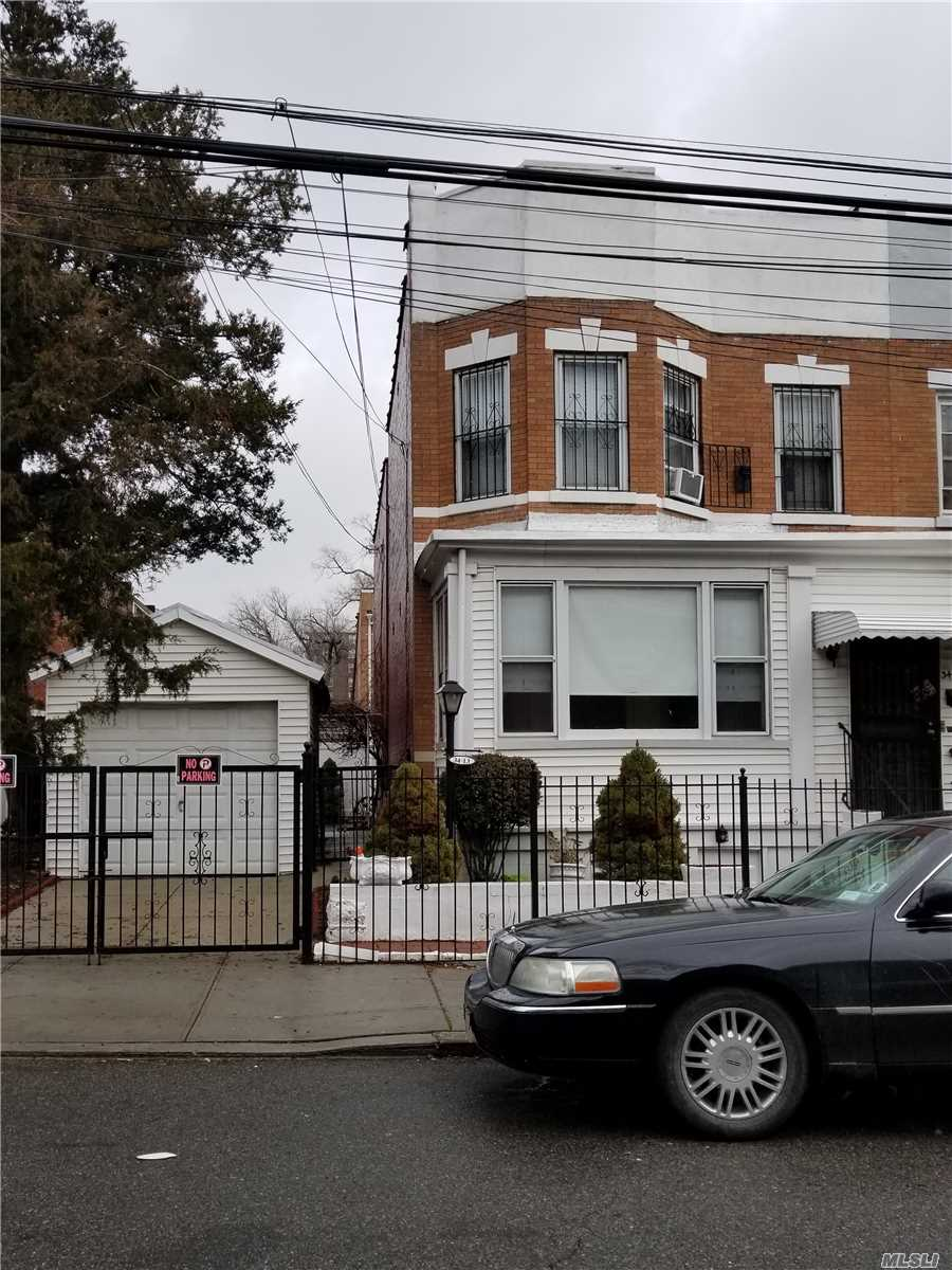 Photo of home for sale at 34-13/13A 110th St, Corona NY