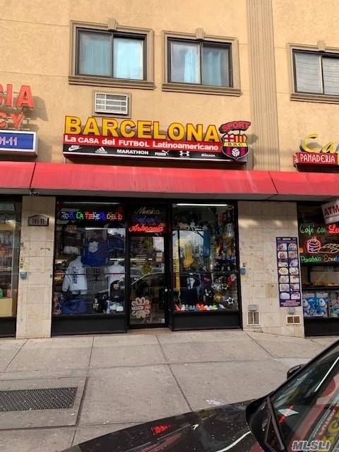 Photo of home for sale at 101-11 Roosevelt Ave, Corona NY