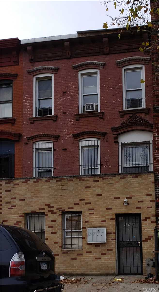 Photo of home for sale at 114 Patchen Ave, Brooklyn NY
