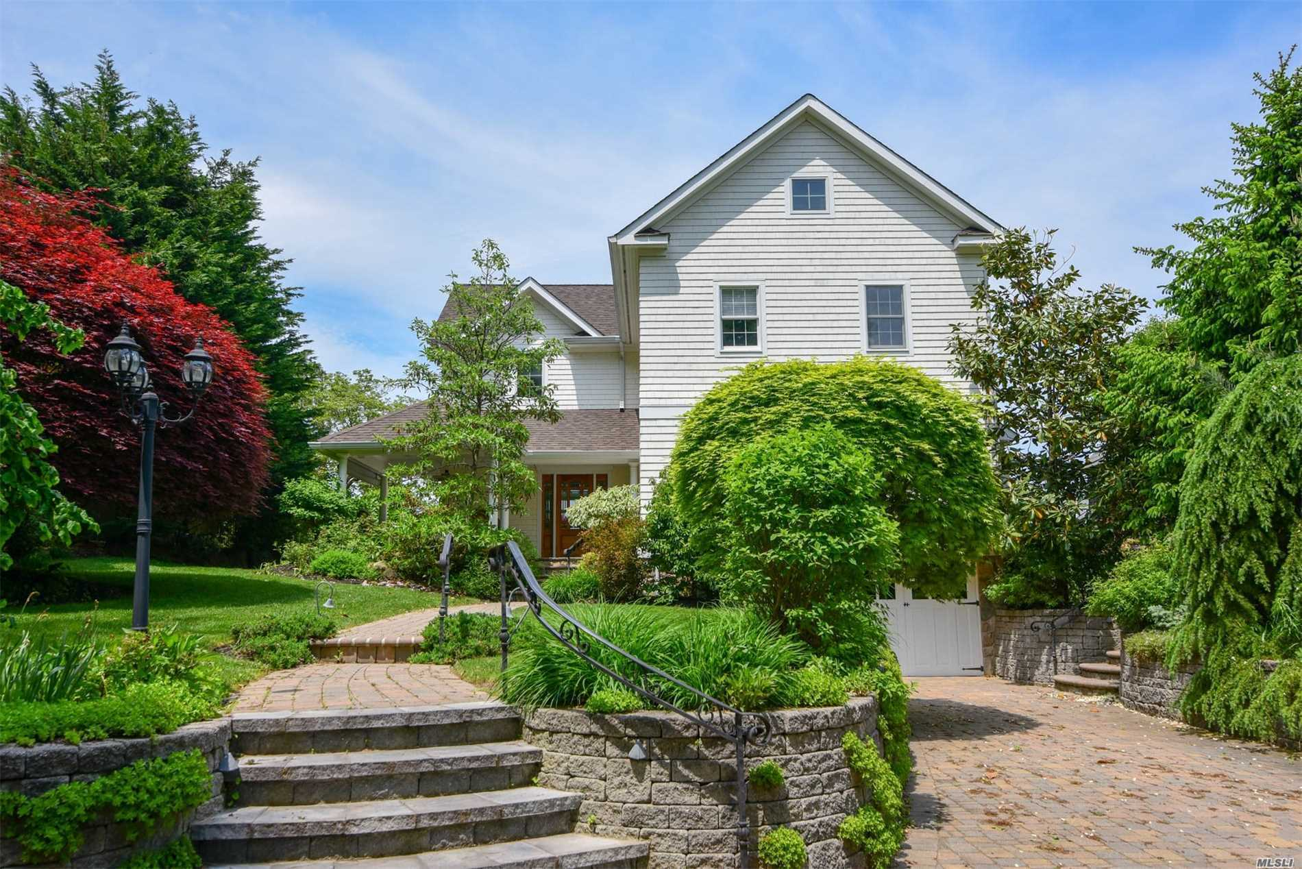 Photo of home for sale at 112 Waterview Dr, Miller Place NY
