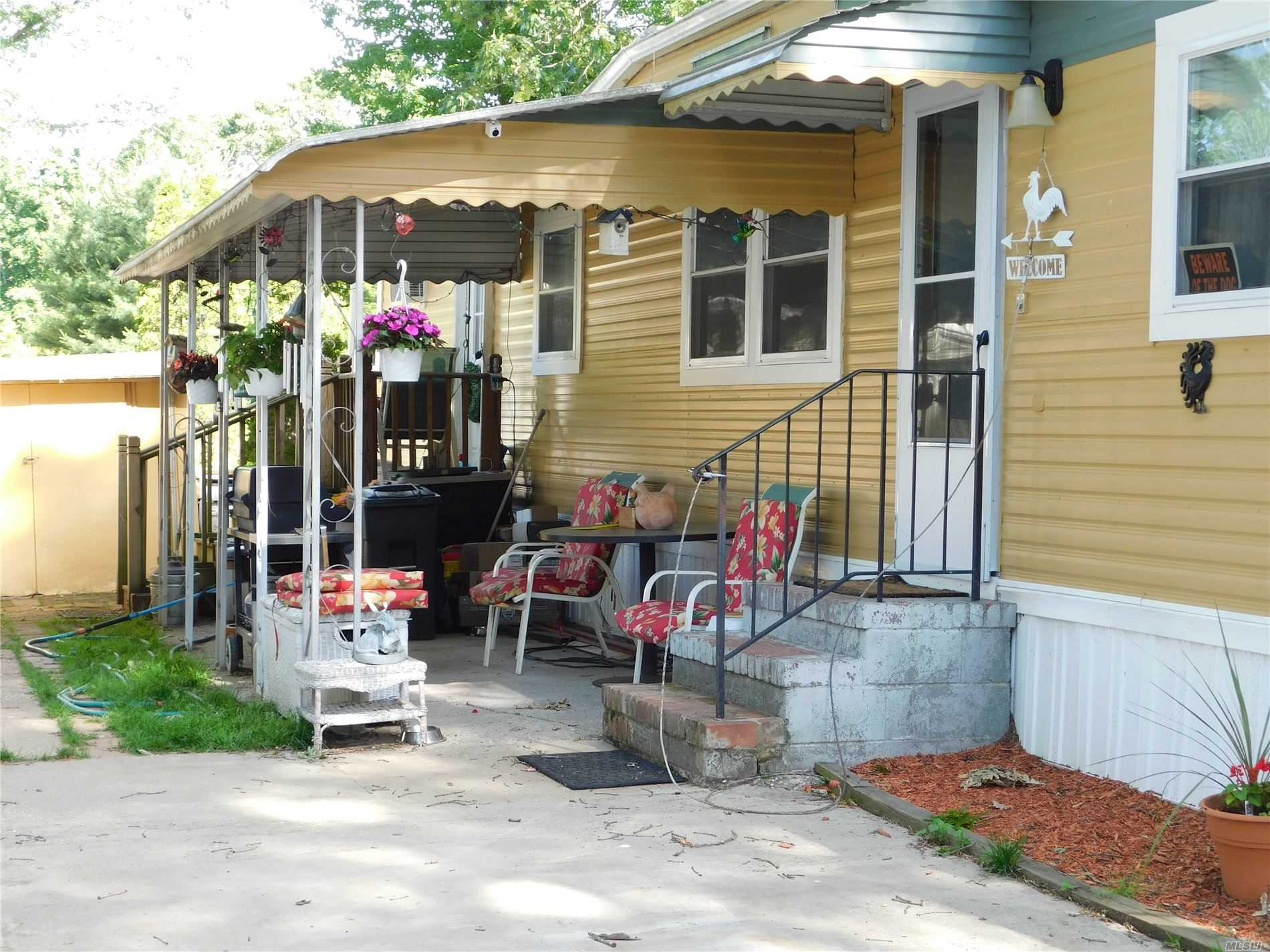 Photo of home for sale at 658-E7 Sound Ave, Wading River NY