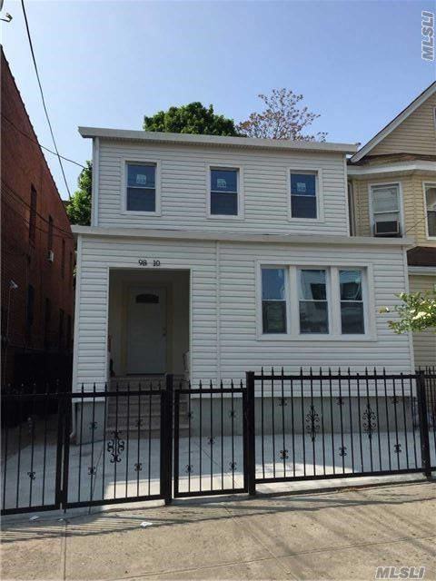 Photo of home for sale at 98-10 35 Ave, Corona NY