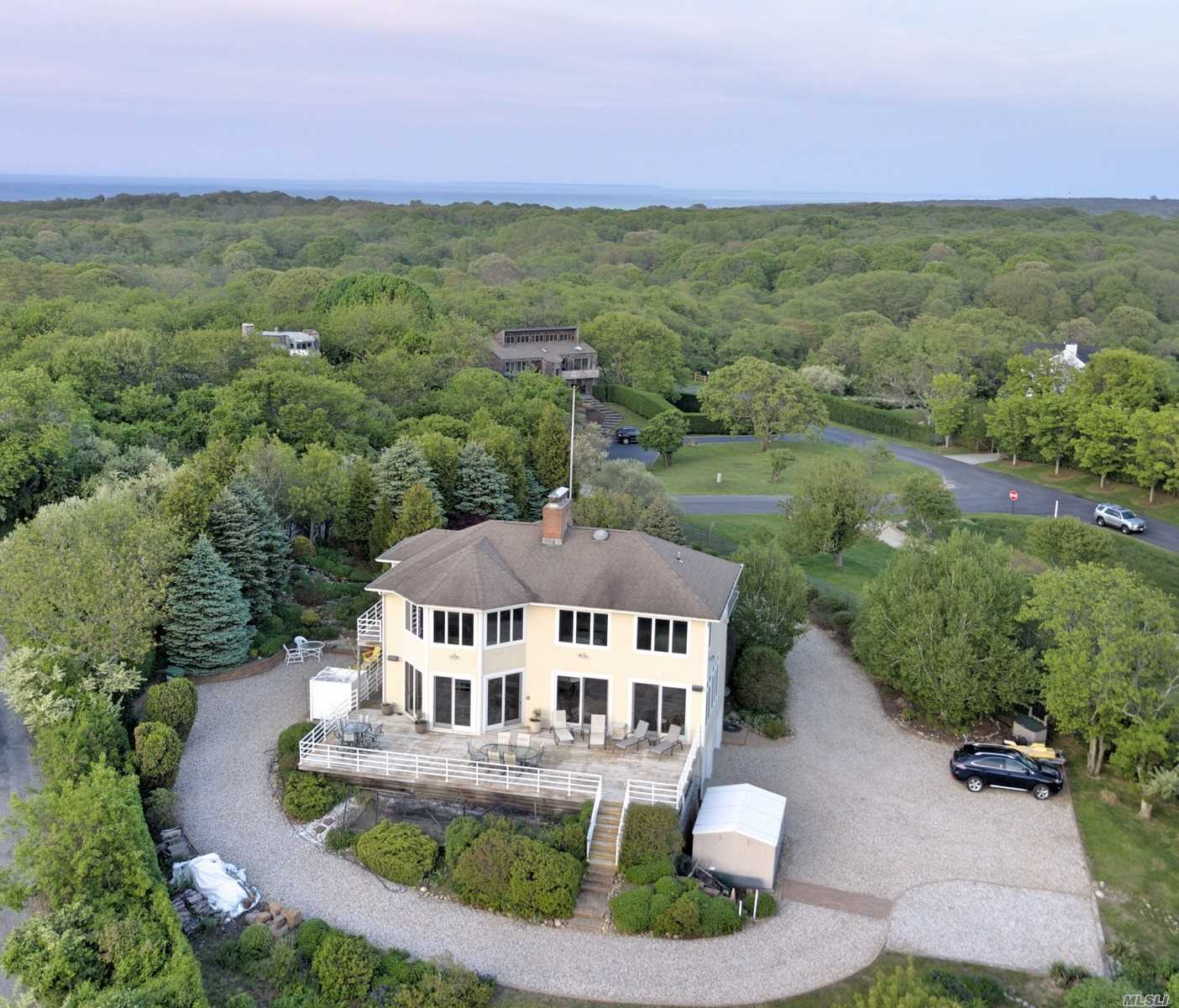 Photo of home for sale at 38 Big Reed Path, Montauk NY