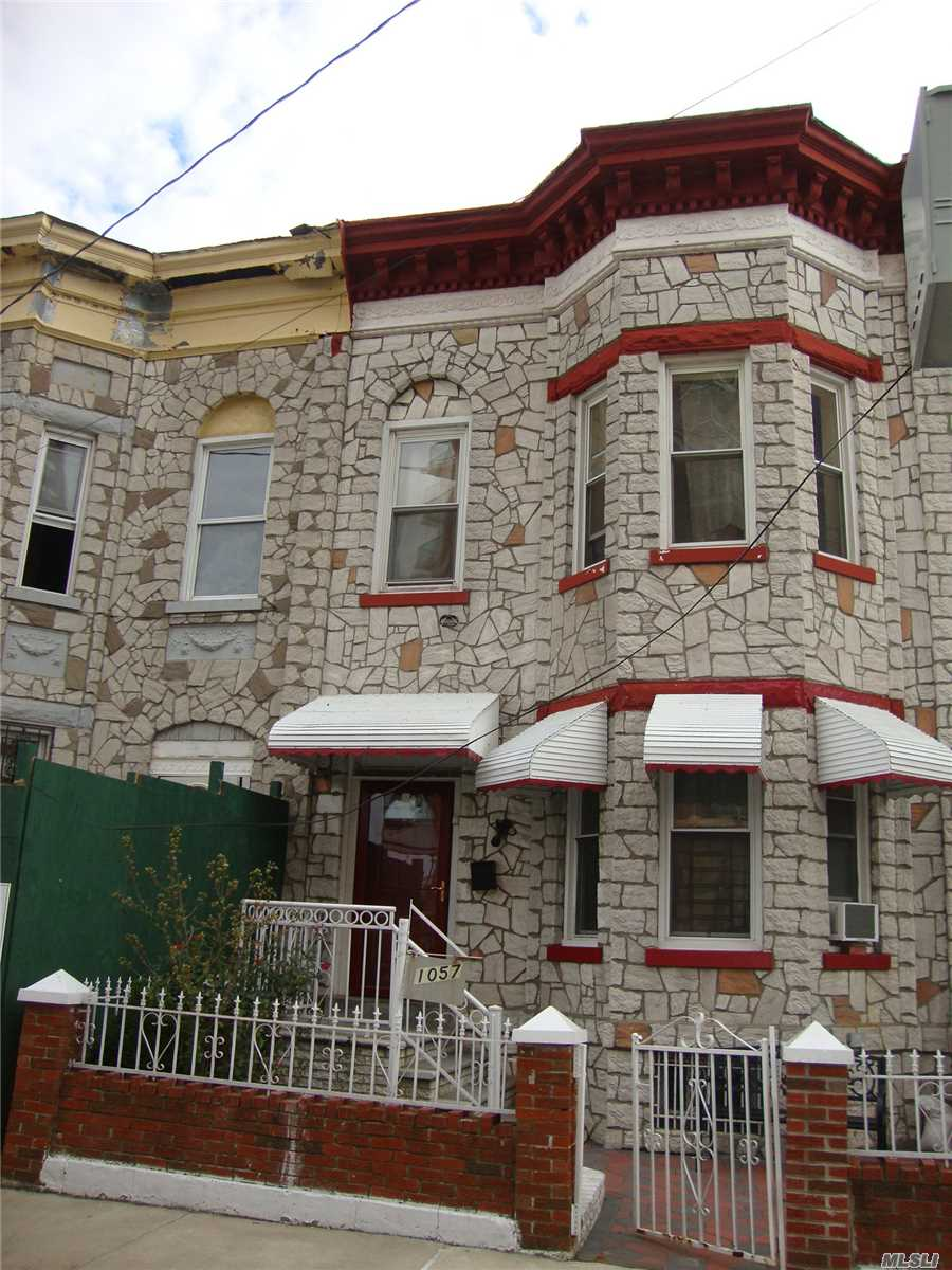 Photo of home for sale at 1057 34th St E, Brooklyn NY
