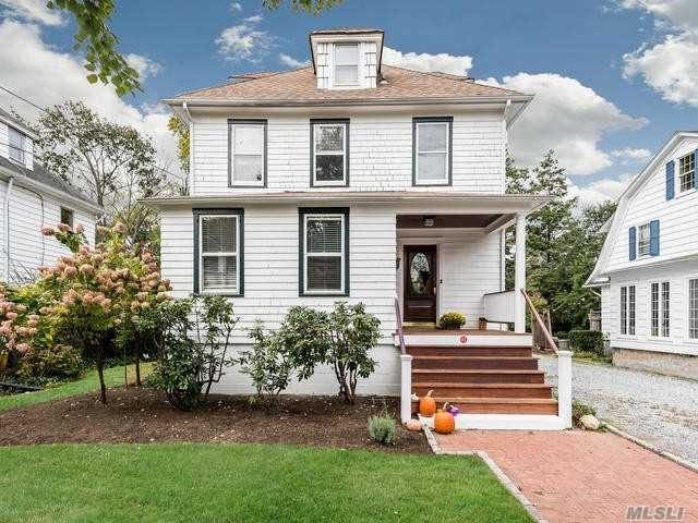 Photo of home for sale at 45 Florence Ave, Oyster Bay NY
