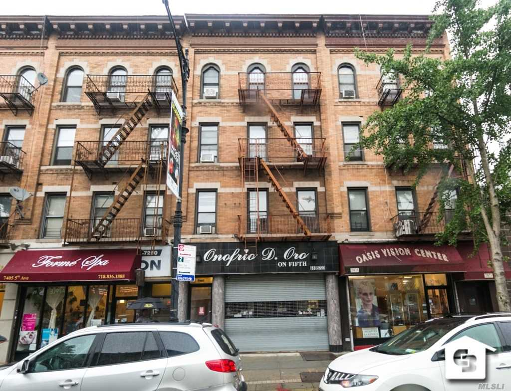 Photo of home for sale at 7407 5th Ave, Bay Ridge NY