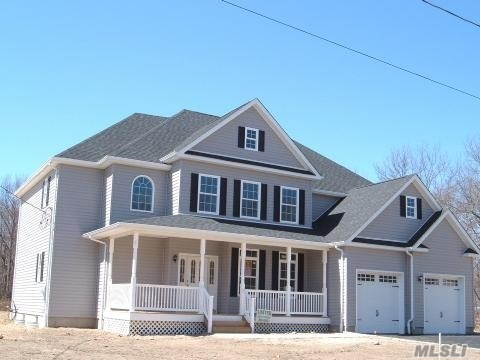 Photo of home for sale at 867 Millstone Rd, Water Mill NY