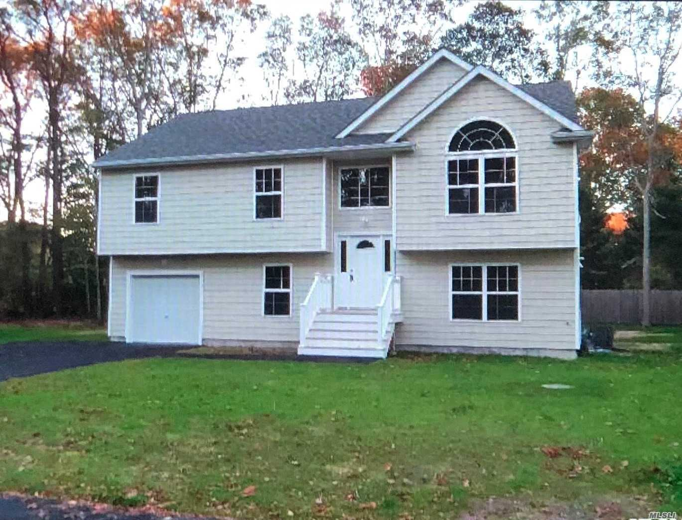 Photo of home for sale at N / C Birch Hollow Dr, Shirley NY