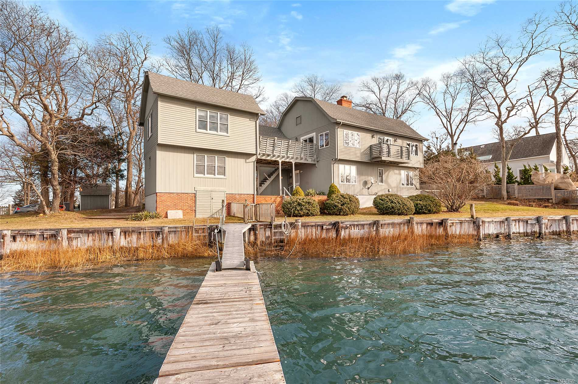 Photo of home for sale at 79 Cedar Point Ln, Sag Harbor NY