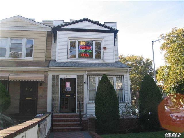 Photo of home for sale at 412 Linden Blvd, Brooklyn NY