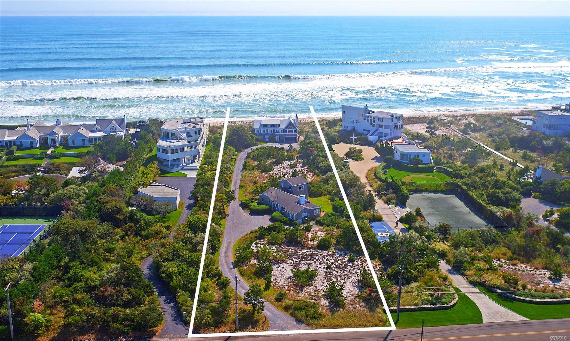 Photo of home for sale at 182 Dune Rd, Quogue NY
