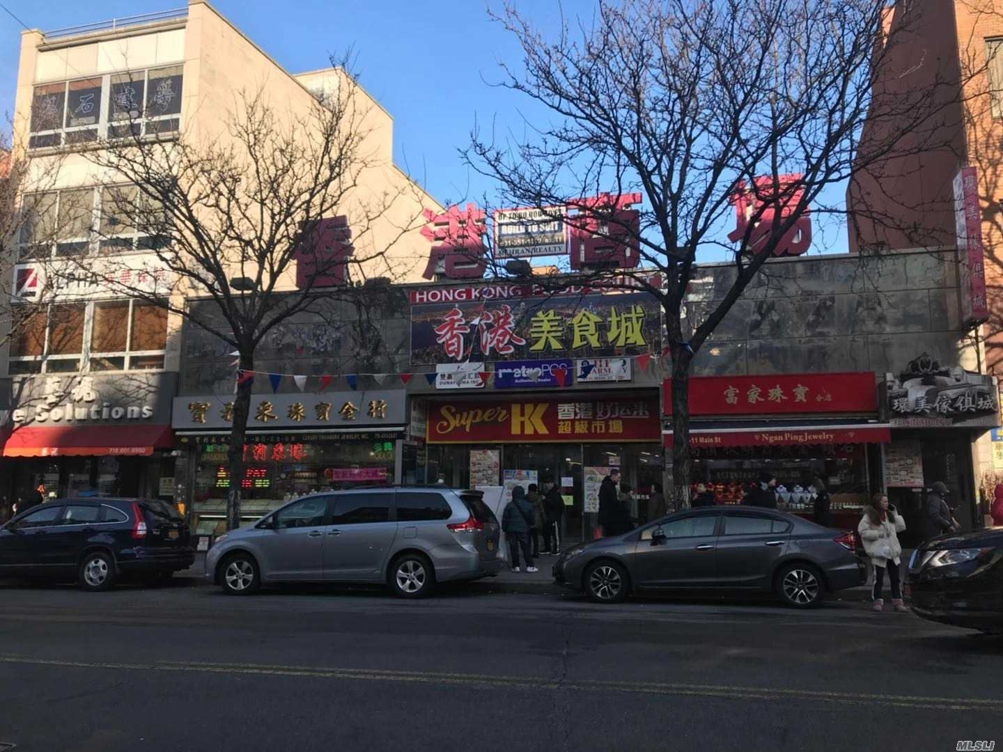Photo of home for sale at 37-11 Main St, Flushing NY