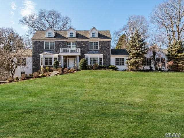 Photo of home for sale at 5 Coriegarth Ln, Locust Valley NY