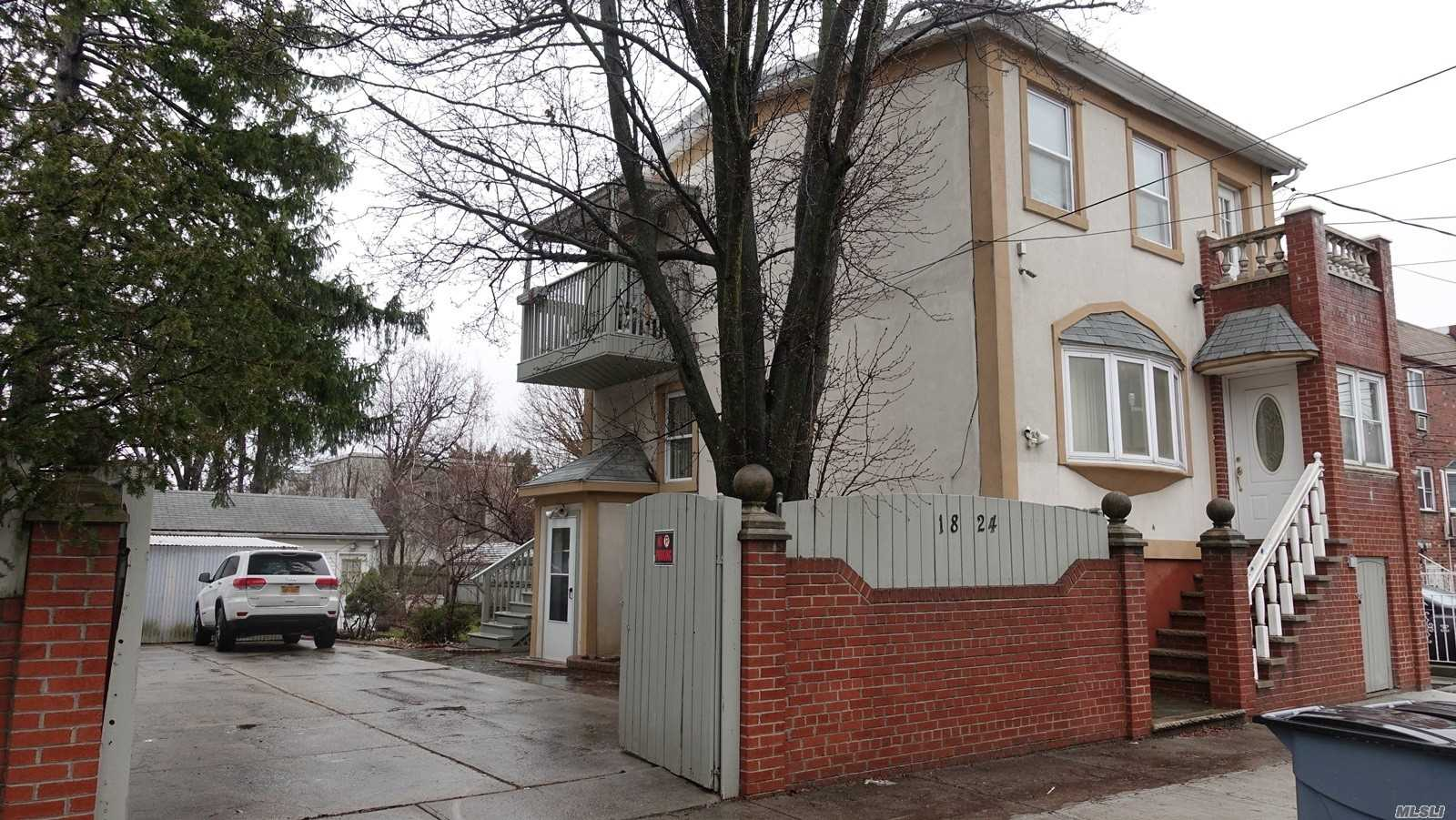 Photo of home for sale at 18-24 125 St, College Point NY