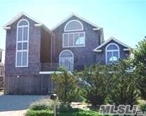 Photo of home for sale at 939 Dune Rd, Westhampton Bch NY
