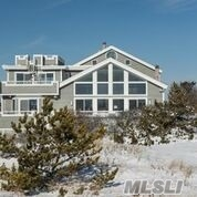 Photo of home for sale at 375 Dune Rd, Westhampton Bch NY