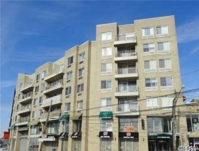 Photo of home for sale at 81-15 Queens Blvd, Elmhurst NY