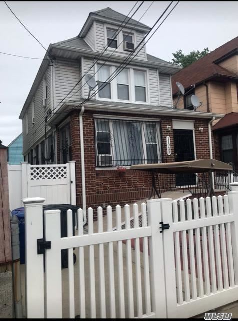 Photo of home for sale at 110-33 166th St, Jamaica NY