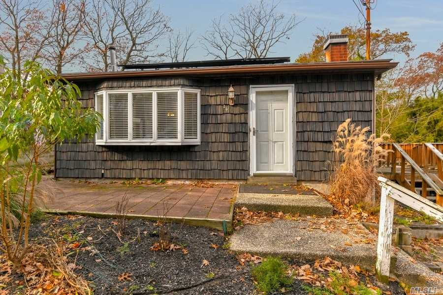 Photo of home for sale at 26 Rosewood Rd, Rocky Point NY