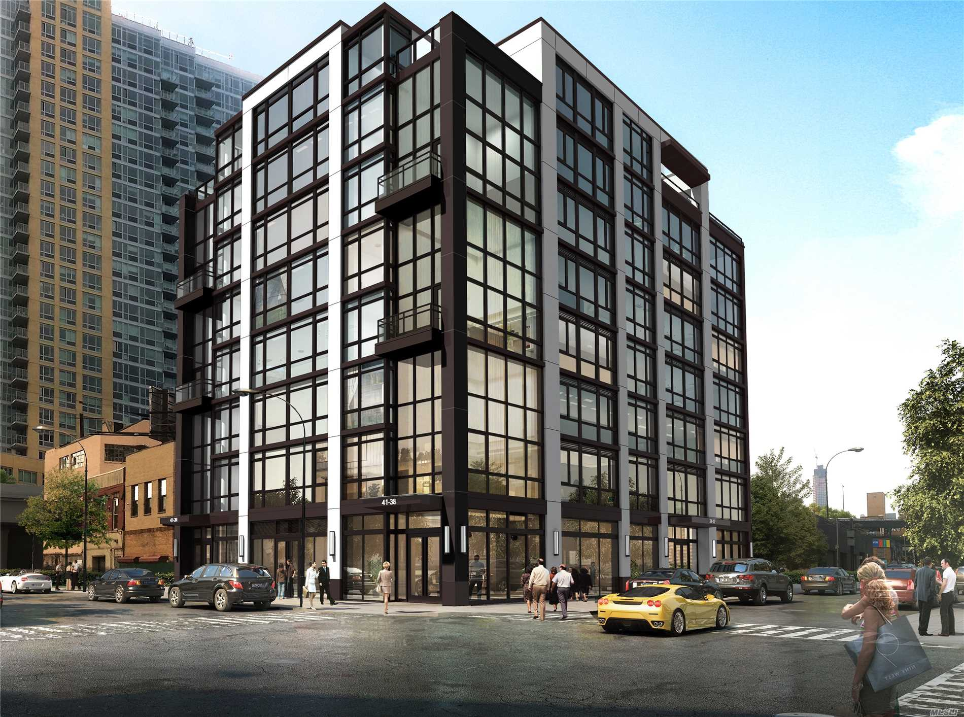 Photo of home for sale at 24-12 42 Rd, Long Island City NY