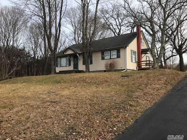 Photo of home for sale at 159 Rocky Point M I Rd, Middle Island NY