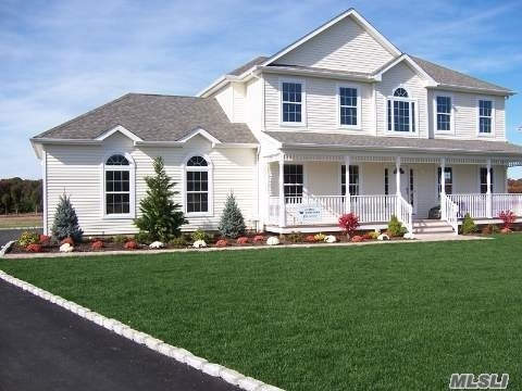 Photo of home for sale at N/C Merritts Path, Rocky Point NY