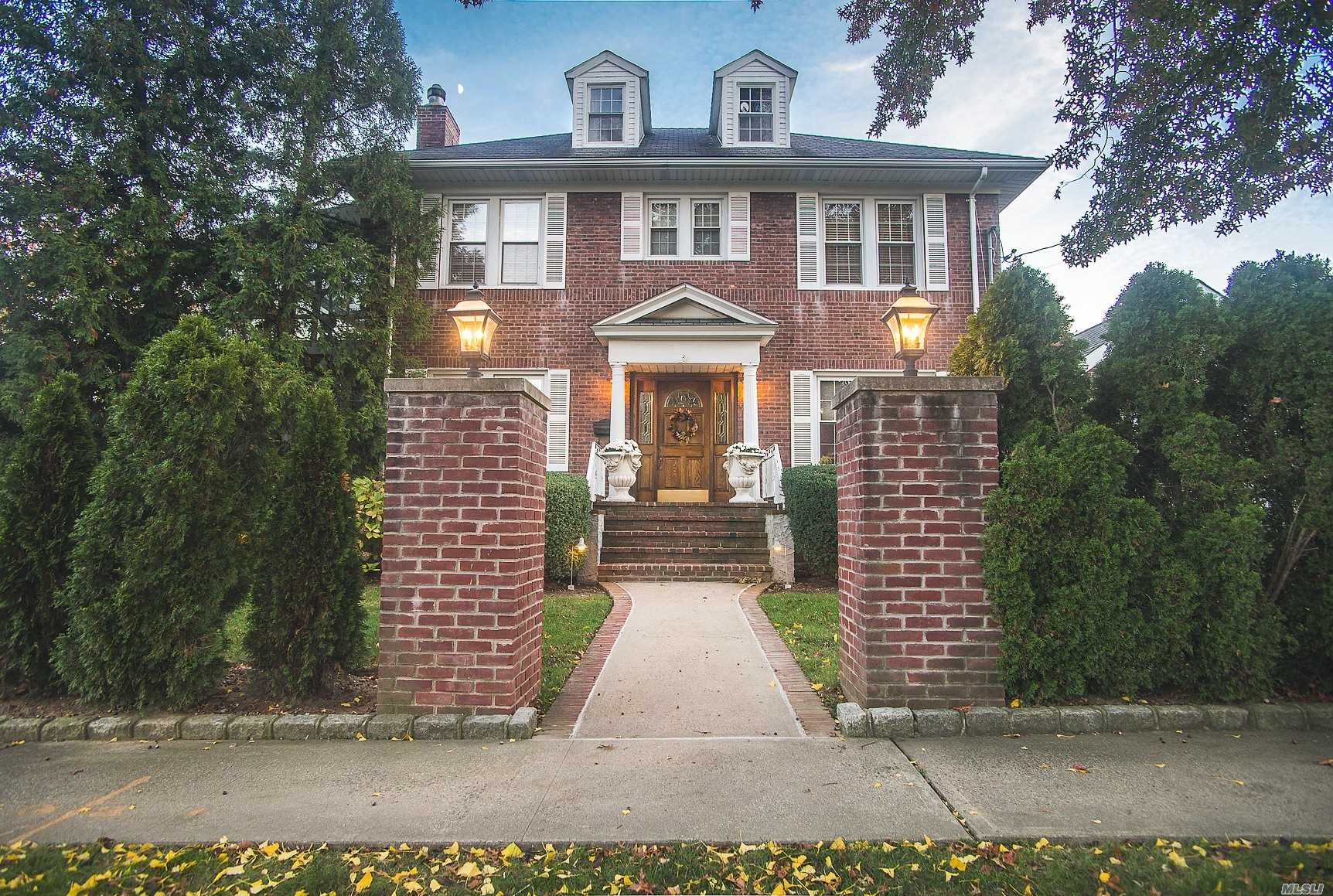 Photo of home for sale at 214-48 29th Ave, Bayside NY