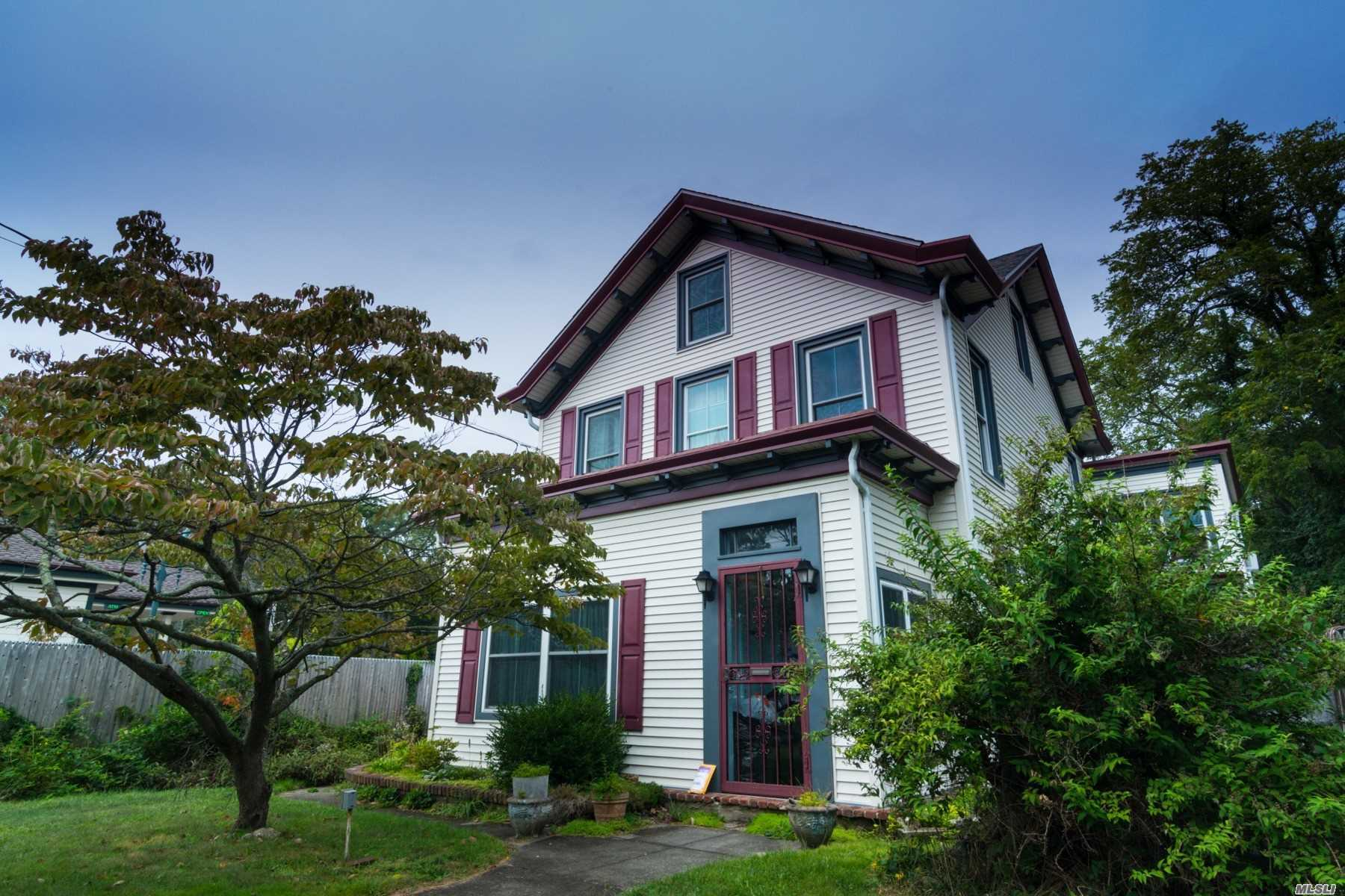 Photo of home for sale at 145 W Main St, East Islip NY
