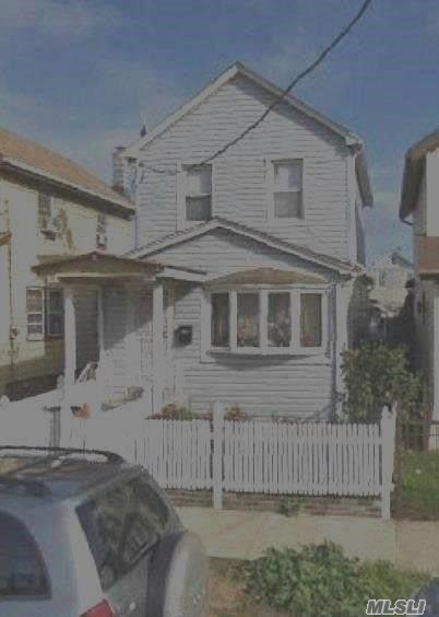 Photo of home for sale at 173-32 103rd Rd, Jamaica NY