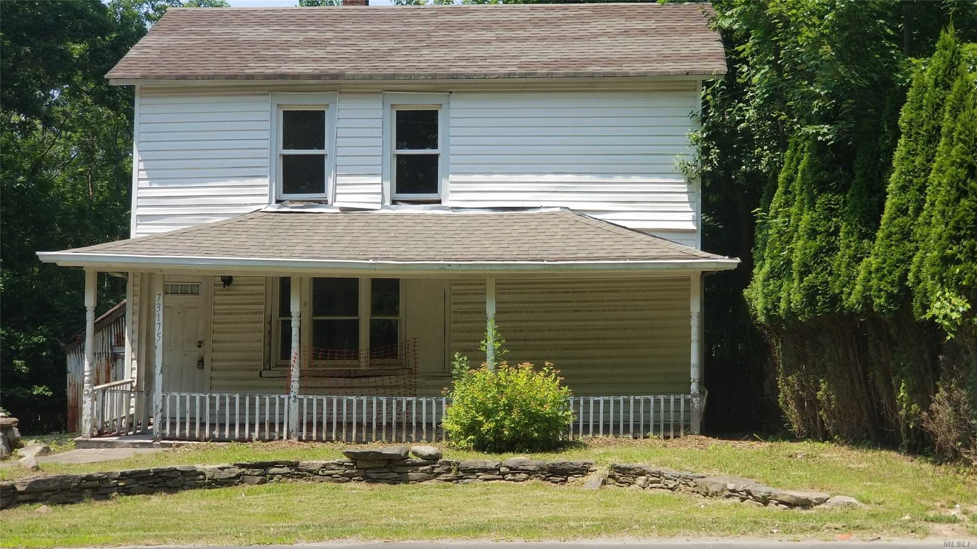 Photo of home for sale at 73175 Main Street, Greenport NY