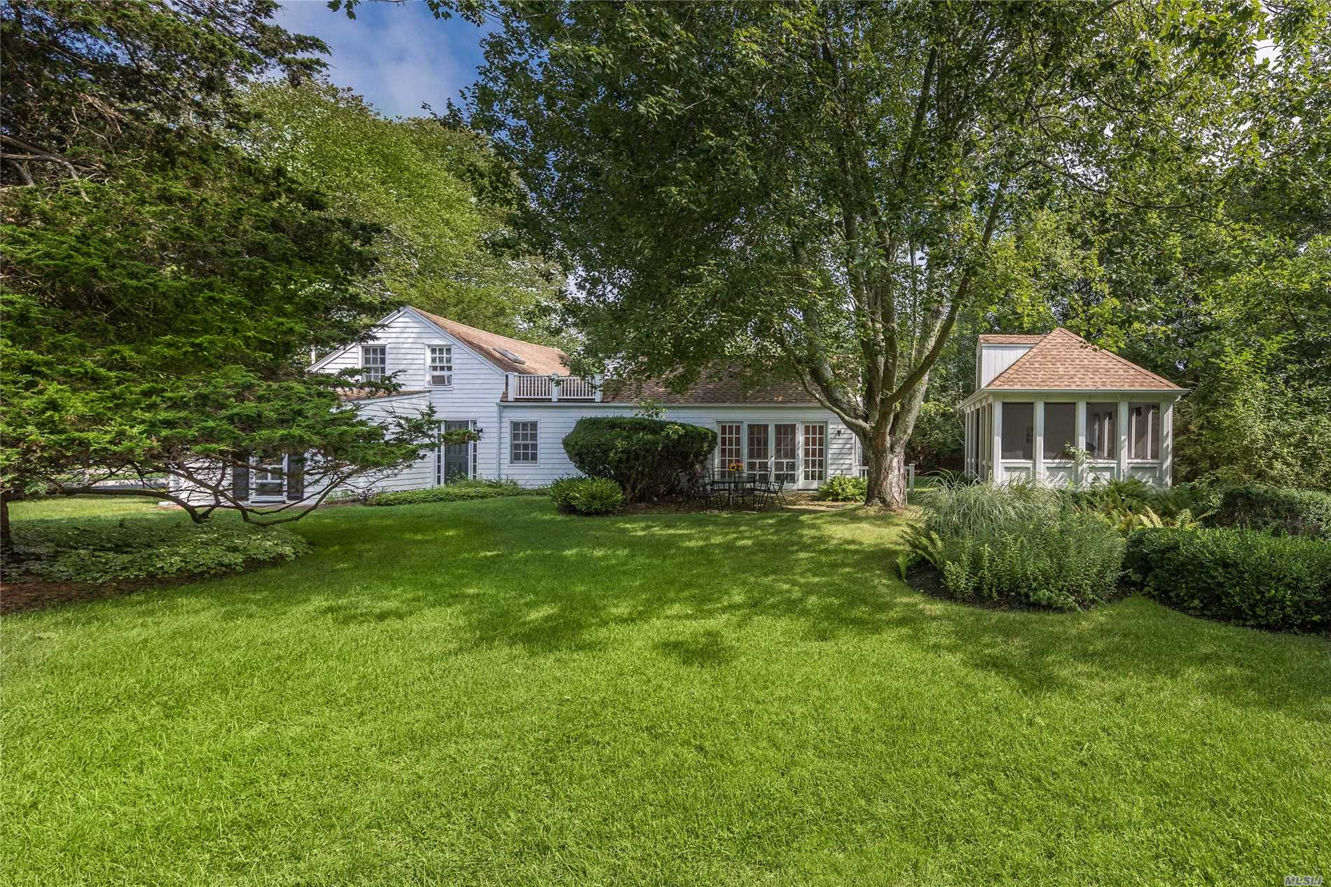 Photo of home for sale at 72 Tanners Neck Ln, Westhampton NY