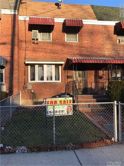 Photo of home for sale at 116-05 167th St, Jamaica NY