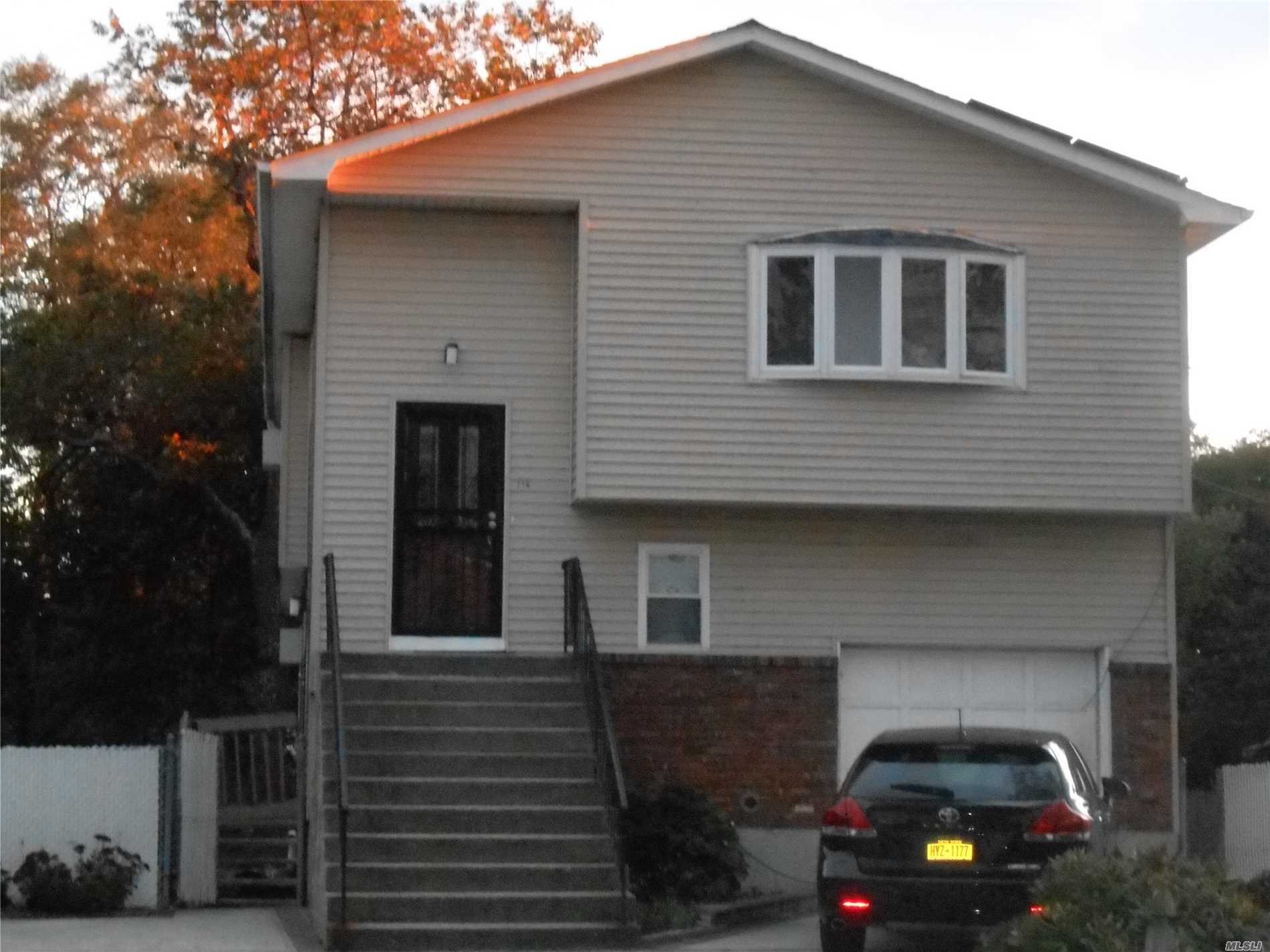 Photo of home for sale at 716 Commander Ave, West Babylon NY
