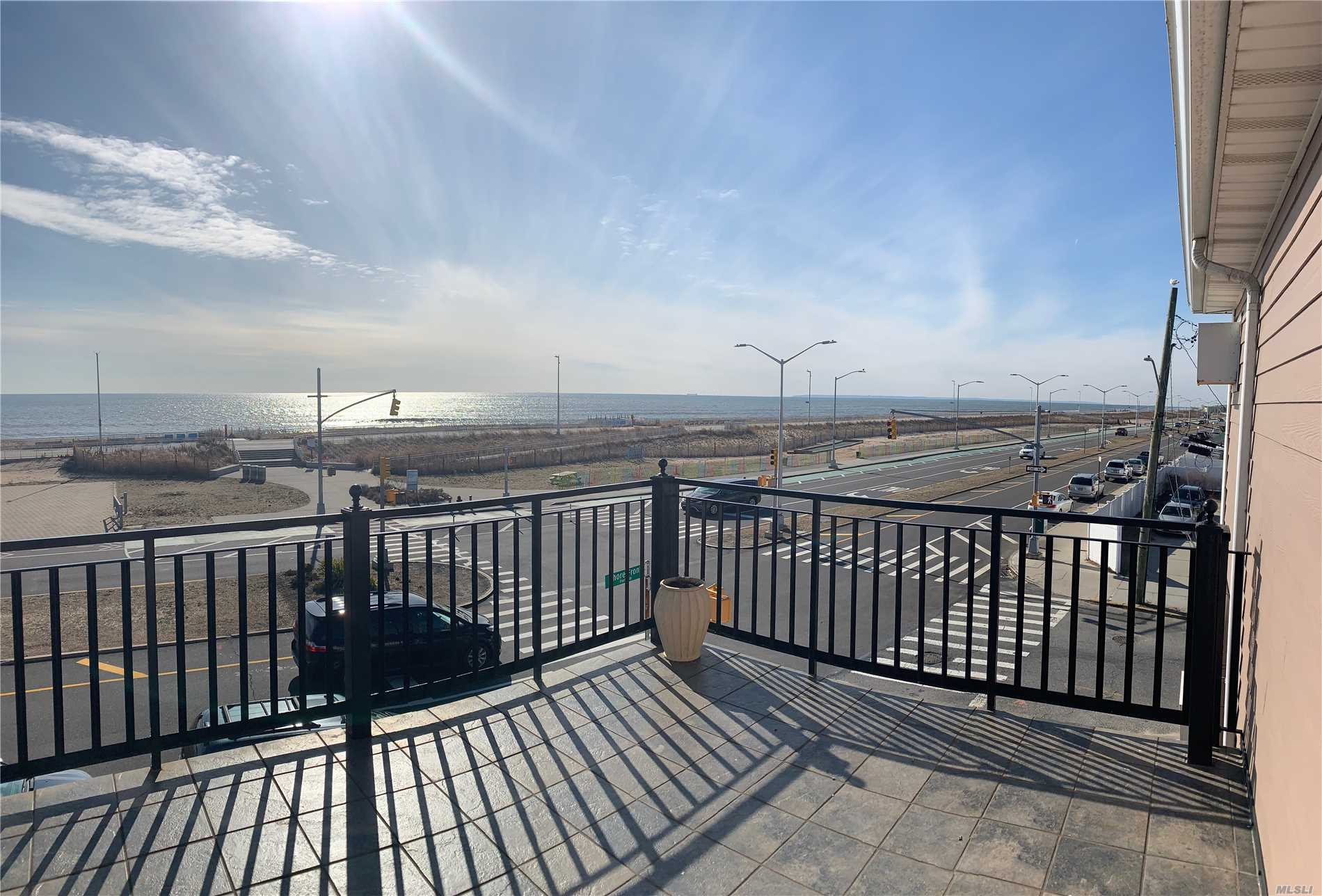 Photo of home for sale at 126 Beach 98th St, Rockaway Park NY