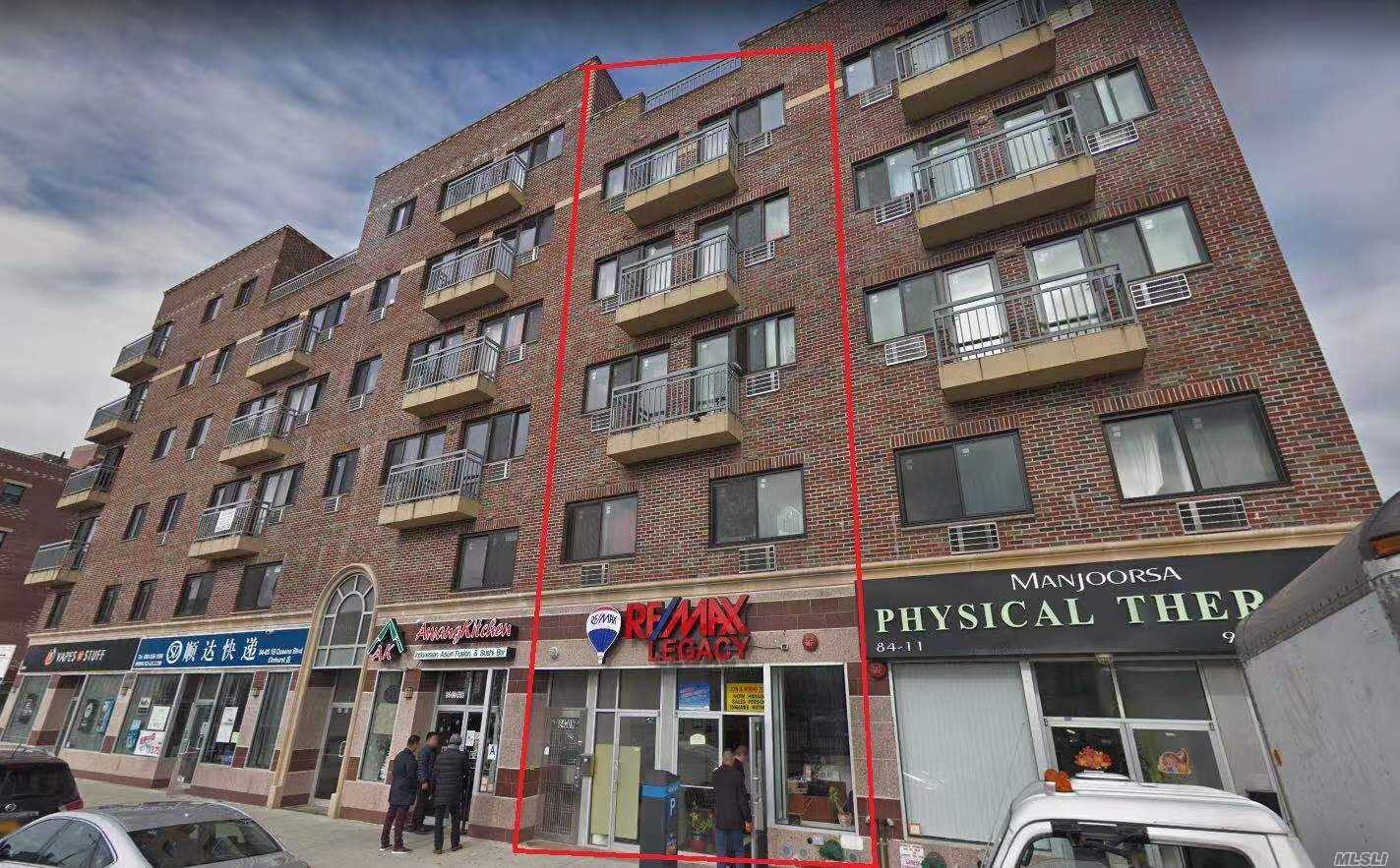 Property for sale at 84-09 Queens Blvd, Elmhurst,  New York 11373