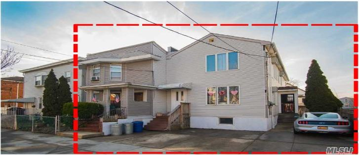 Photo of home for sale at 20-24 121st St, College Point NY