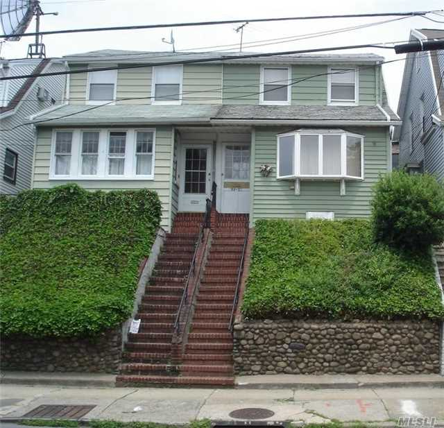 Photo of home for sale at 94-55 Park Ln S, Woodhaven NY