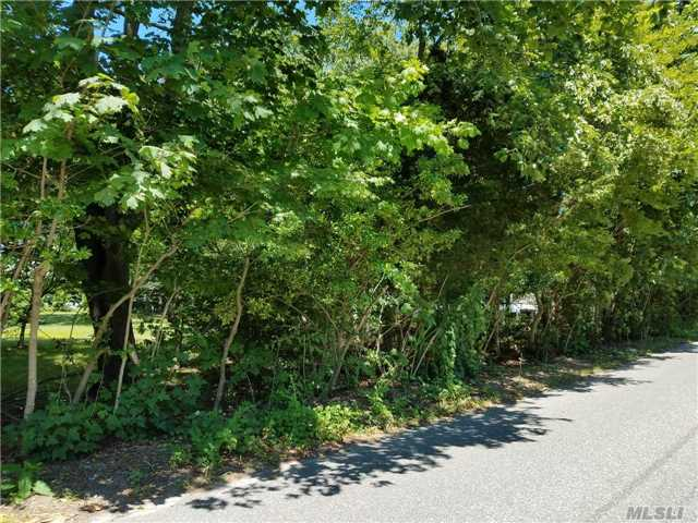 Photo of home for sale at Lot 35-37 Elmhurst Rd, Sound Beach NY