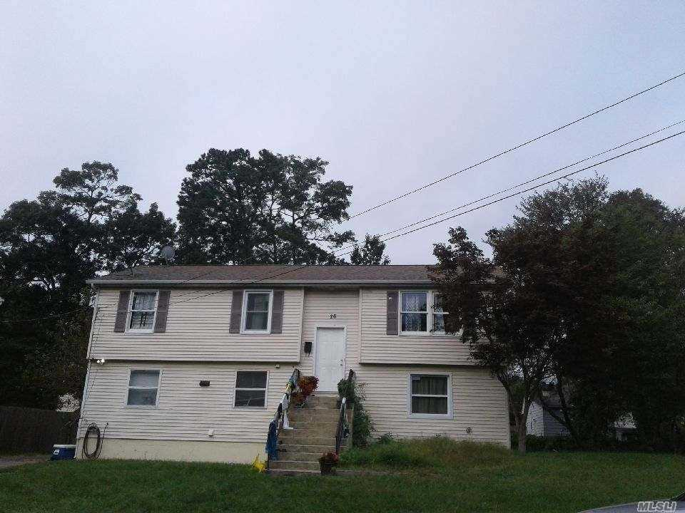 Photo of home for sale at 26 Birch  Street, Wyandanch NY