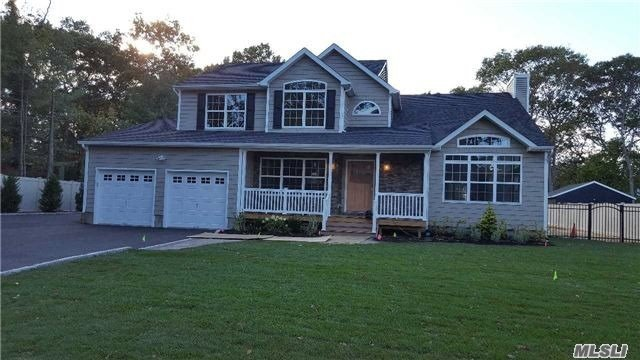 Photo of home for sale at Lot #2 Rustic Rd, Ronkonkoma NY