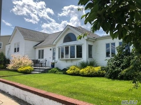 Photo of home for sale at 69 Forester St, Long Beach NY