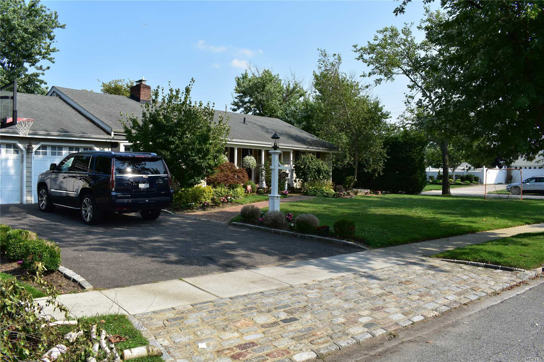 Photo of home for sale at 180 Shore Dr W, Massapequa NY