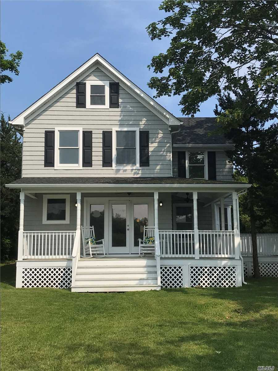 Photo of home for sale at 88C Union Ave, Center Moriches NY