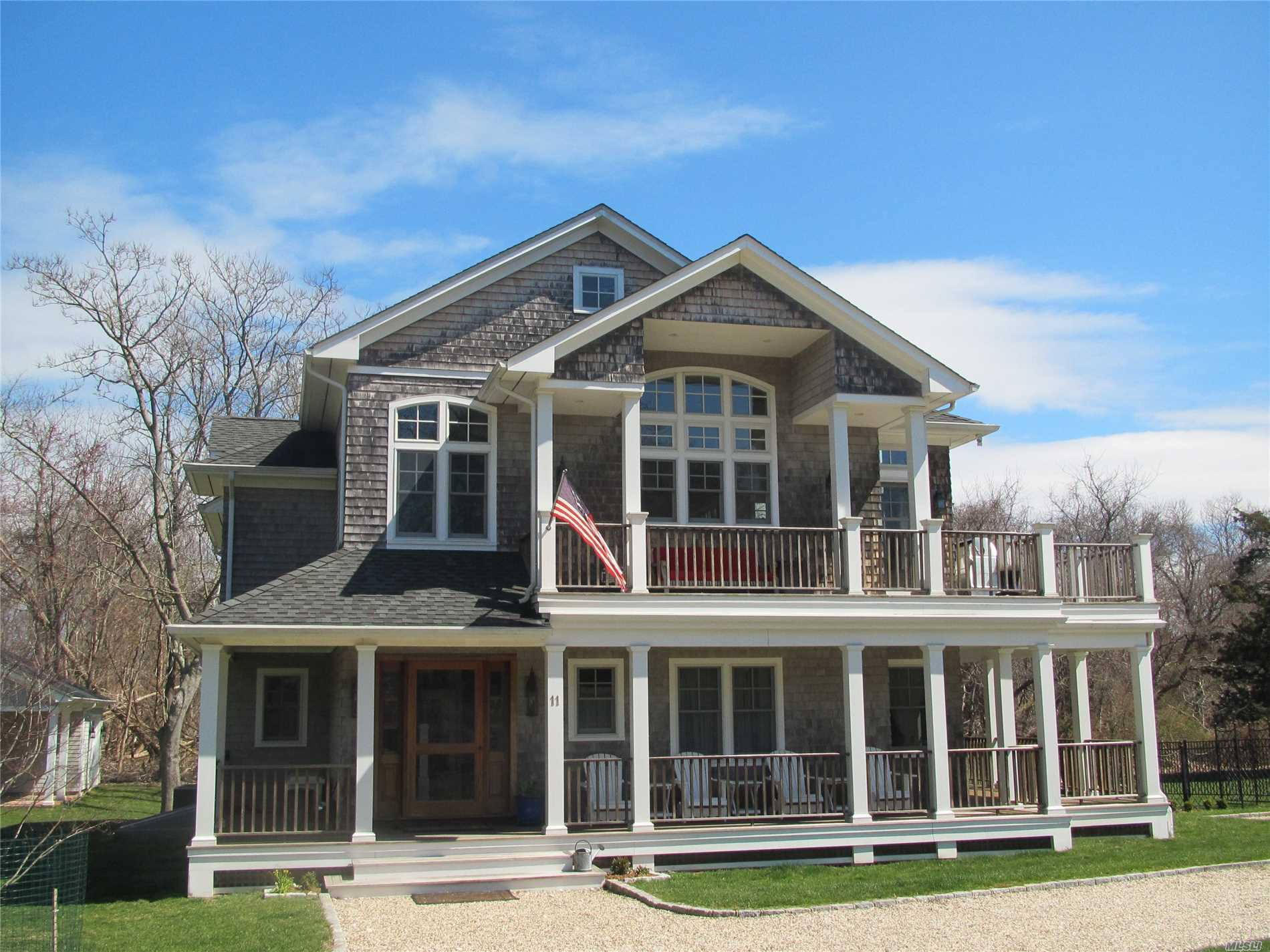 Photo of home for sale at 11 Shorewood Rd, Shelter Island NY