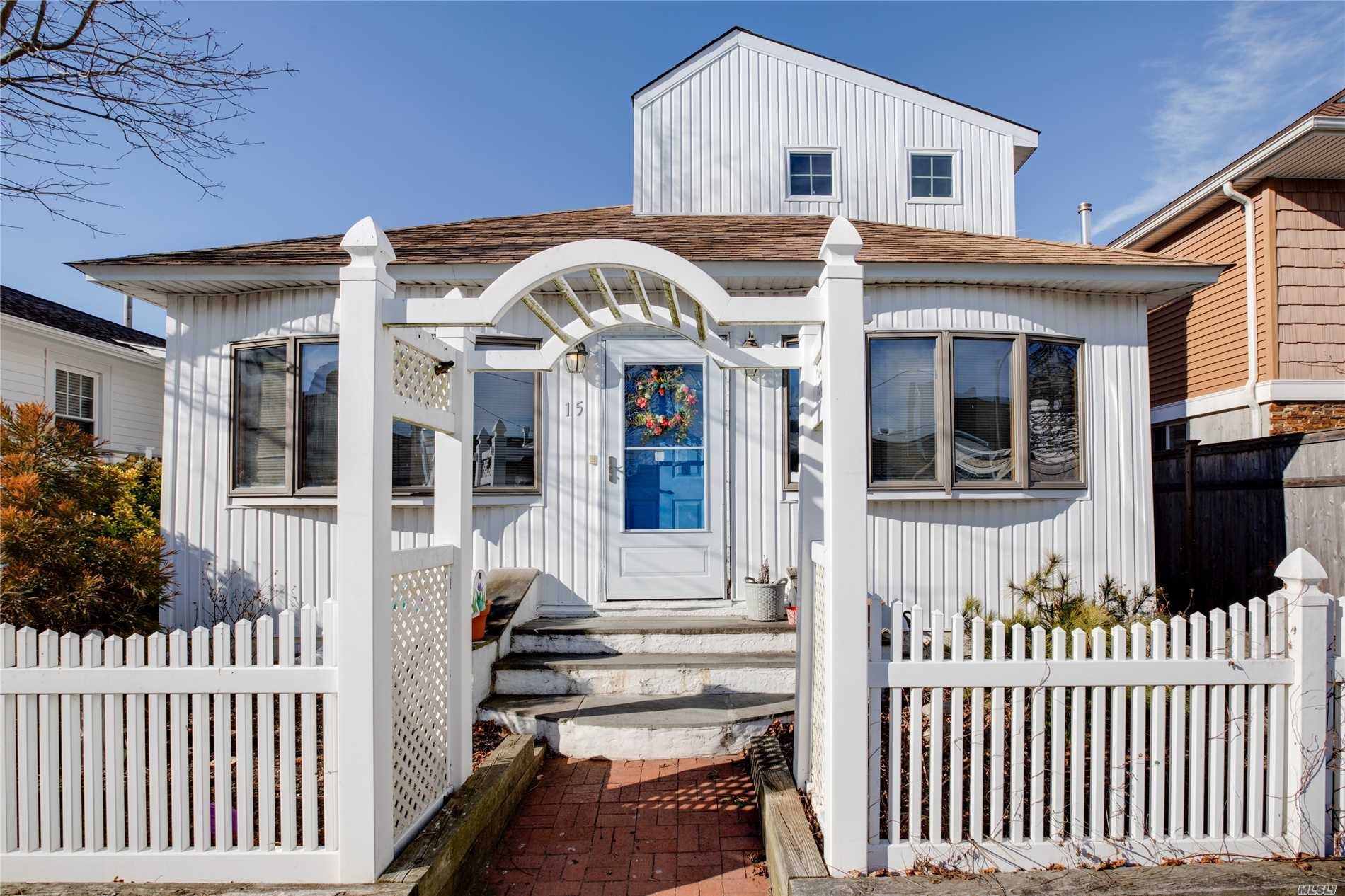 Photo of home for sale at 15 September Walk, Long Beach NY
