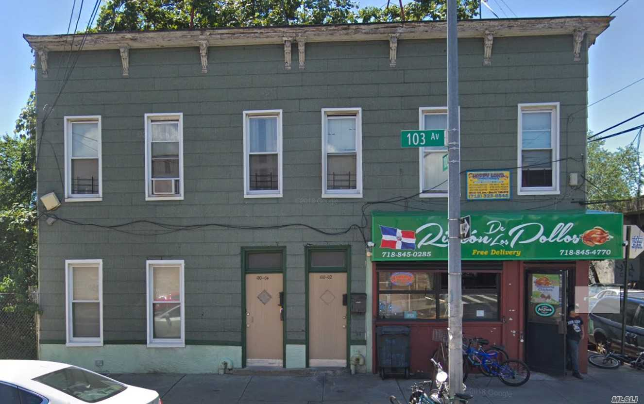 Photo of home for sale at 100-02 103 Ave, Ozone Park NY